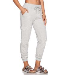 Blank - Relaxed-Fit Jersey Sweatpants - Lyst
