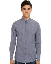 DSquared2 Relaxed Dan Button Up - Lyst
