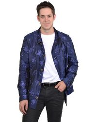 Giorgio Armani | Jacket Signature Print | Lyst