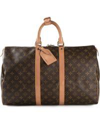 Louis Vuitton   'Keepall 45' Travel Bag   Lyst