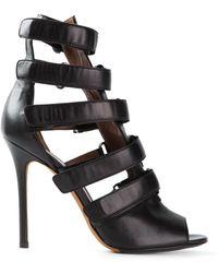 Agnona - Strappy Sandal - Lyst