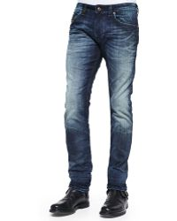 Diesel Thavar 600s Skinny Jeans - Lyst