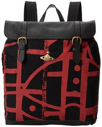 Vivienne Westwood Ethical Africa Abstract Orb Steamer Bag - Lyst