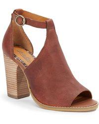Lucky Brand Lanne High-Heel Sandals - Lyst