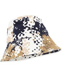 Rag & Bone Clara Camo Bucket Hat - Lyst
