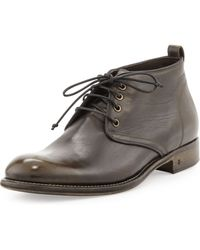 John Varvatos Dress Artisan Chukka Boot - Lyst