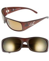Kaenon - 'jetty' Polarized Sunglasses - Lyst
