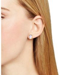 Ela Rae - Heidi Stud Earrings - Lyst
