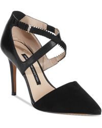 French Connection Elma Pumps - Lyst