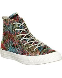 Converse Ctas Multi-Panel Boots - Lyst