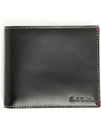 Paul Smith Billfold Print Wallet - Lyst