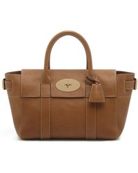 Mulberry Small Bayswater Buckle - Lyst