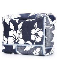 Luisa Cevese Riedizioni - Hibiscus Print Crossbody Bag - Lyst