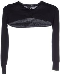 Liu Jo Shrug black - Lyst