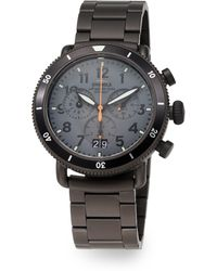 Shinola Runwell Sport Chronograph Watch - Lyst