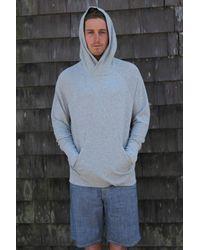 Rogan - Aperture Sweatshirt In Fog - Lyst