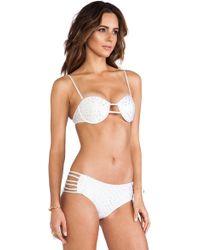 Tallow One Wish Bra Bikini - Lyst