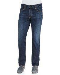 Rag & Bone Berkeley Slim Fit Jeans - Lyst