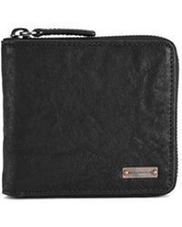 BOSS Orange - Ruse 'Ranau' Leather Zip Around Leather Wallet - Lyst