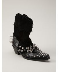 Junya Watanabe - Spiked Boot - Lyst