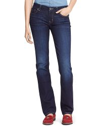 Tommy Hilfiger Curve Straight Jean - Lyst