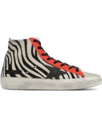 Golden Goose Deluxe Brand High-Top Sneakers black - Lyst