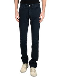 Napapijri - Denim Trousers - Lyst