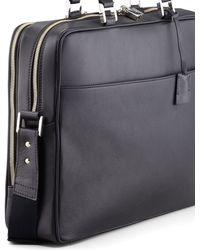 Want Les Essentiels De La Vie - Trudeau Leather Laptop Bag - Lyst