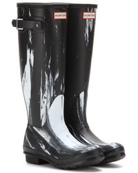 Hunter Original Nightfall Wellington Boots - Lyst