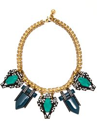 Lulu Frost Lucid Statement Necklace  - Lyst