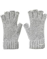 DSquared² Wool And Cashmere Gloves - Lyst