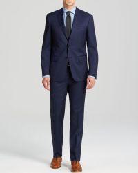 John Varvatos Luxe Solid Slim Fit Suit Bloomingdales Exclusive - Lyst