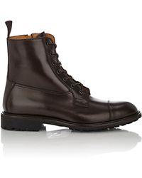 Carlo Soldaini - Cap-toe Boots - Lyst