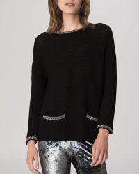 Maje Sweater  Kool - Lyst