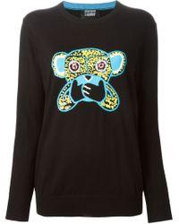 Markus Lupfer Natalie Speak No Evil Monkey Sweater - Lyst