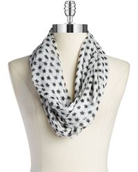 William Rast - Star Loop Scarf - Lyst