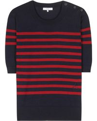Erdem | Fritha Wool And Cashmere Blend Sweater | Lyst