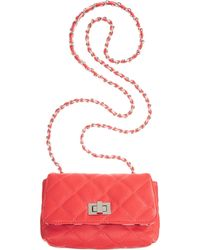 Steve Madden Small Quilted Crossbody - Lyst