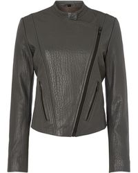 Linea Weekend Ravensdale Leather Jacket - Lyst