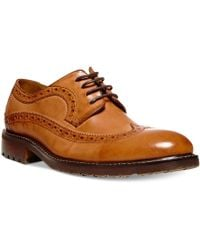Steve Madden Remaine Wing-Tip Oxfords - Lyst