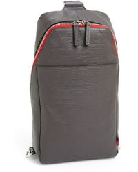 Ben Minkoff - 'raleigh' Leather Sling Backpack - Lyst