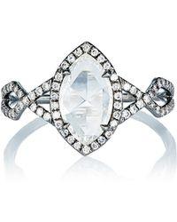 Monique Pean Atelier - Marquise-diamond Ring - Lyst