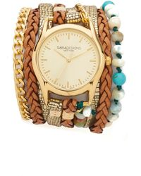 Sara Designs - Amazon Wrap Watch - Lyst