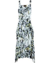 Vivienne Westwood Anglomania Zeta Maxi Dress - Lyst