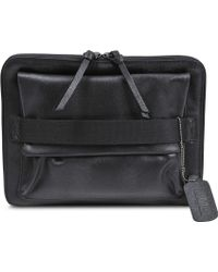 MM6 by Maison Martin Margiela - Zip Ipad Case - Lyst