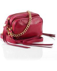 BOSS Orange - Leather Mini Bag Revillac - Lyst