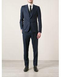 Dolce & Gabbana Three-Piece Suit - Lyst
