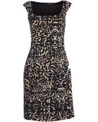 Liu Jo Short Dress - Lyst