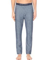 DIESEL | Julio Denim-effect Jersey Pyjama Bottoms | Lyst