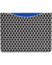 Juicy Couture - Ipad Polka Dot Pocket - Lyst